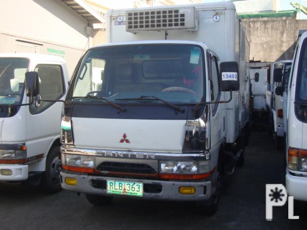 Canter And Isuzu Used Truck For Sale In Ternate