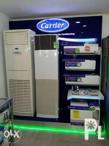 carrier window type aircon manual