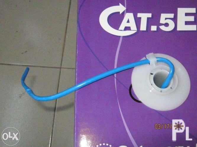 CAT5e Stranded UTP cable UL listed Taiwan made