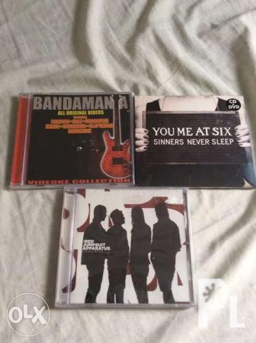 CD Albums Brand New