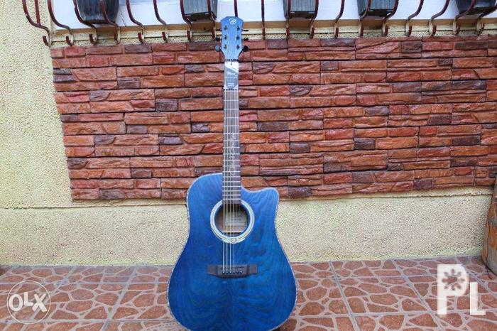 Chard F 4170c Acoustic Guitar With Pickup For Sale In Quezon City