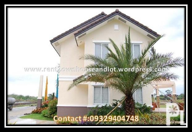 cheap house and lot for sale in molino bacoor cavite