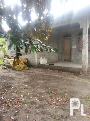 cheap unfinished beach house for sale zamboanguita for