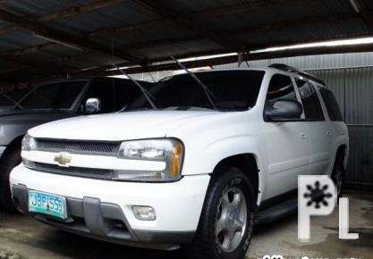 Chevrolet Trailblazer LT ? Davao City
