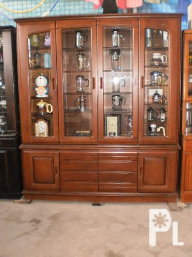 China Cabinet Display Cabinet Solid Wood Made In Japan Santa Maria For Sale In Santa
