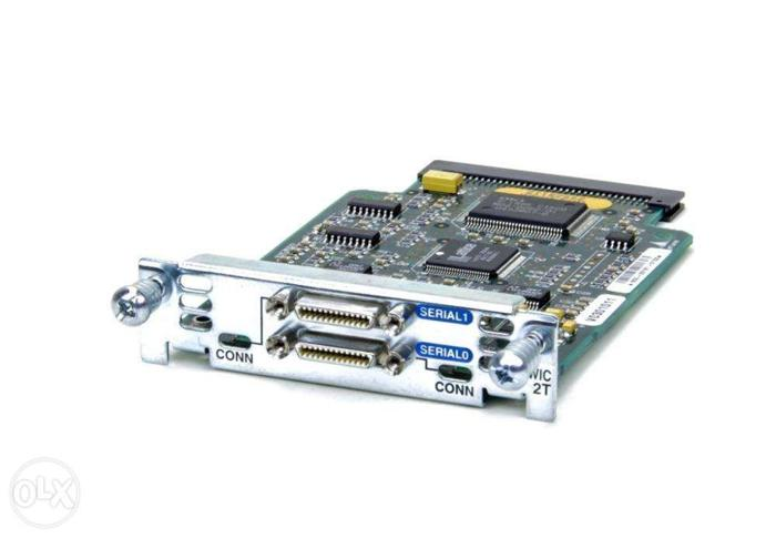 Cisco 2 Port Serial WAN Interface Card HWIC 2T
