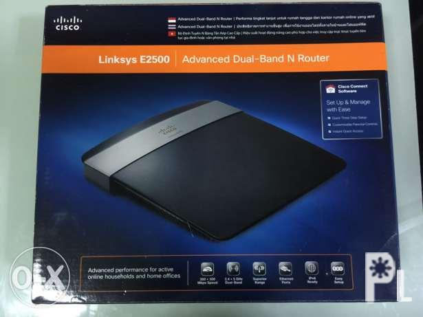 CISCO Linksys E2500 for Sale in Pasay City, National Capital