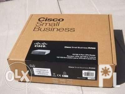Cisco RV042G Dual Gigabit WAN VPN Router for Sale in Davao