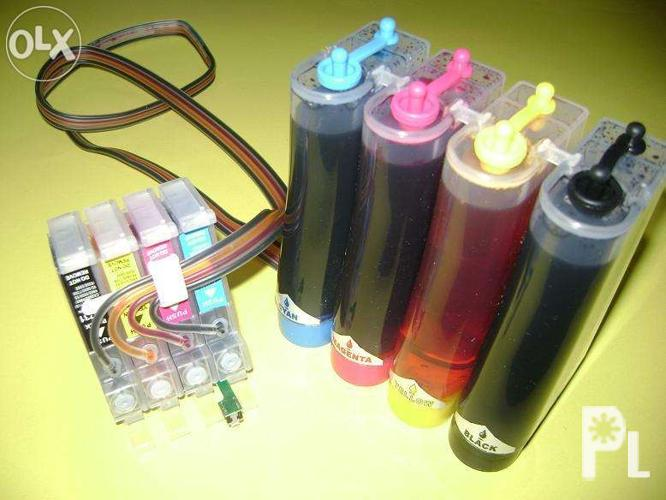 CISS for Epson Stylus