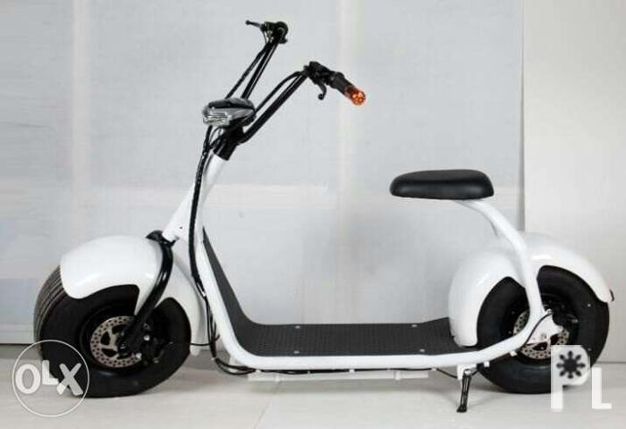 City Coco Harley Electric Scooter For Sale In Manila National