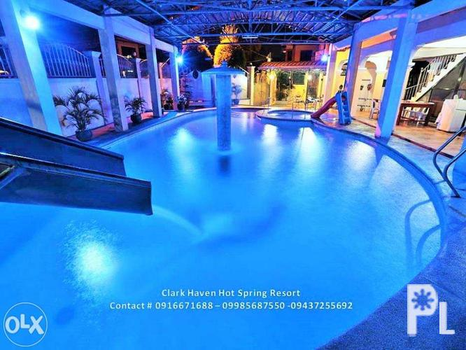 Clark haven hot spring resort private pool in laguna for rent for sale in los ba os Private swimming pool for rent in cavite