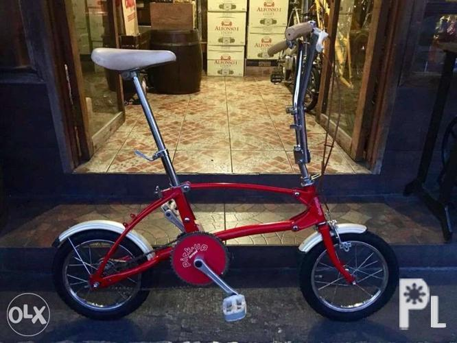 Classic Miyata Pick Up Folding Bike size 14