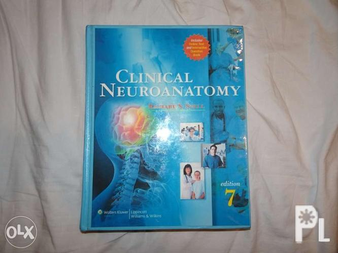 Fancy Clinical Anatomy Richard Snell Picture Collection Anatomy