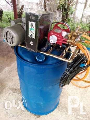 Coin Operated Carwash - Single Hose for Sale in Pasig City