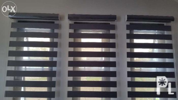 Combi Blinds And Window Curtains For Sale In Quezon City