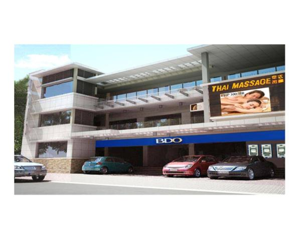 Commercial space for lease ? Manila
