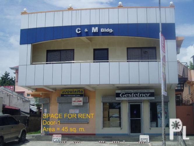 Commercial space for rent dumaguete city for sale in dumaguete city central visayas - Small business spaces for rent set ...
