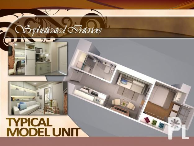 Condo in Malate as low as 4,800 per month