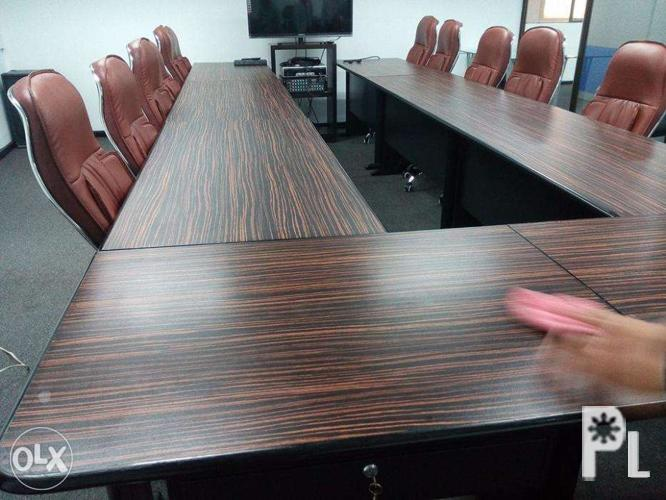 Conference Table Laminated High Quality _ Office