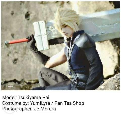 Cosplay Costumes for Men (MTO)