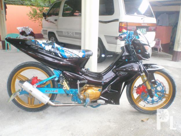 Crypton Convert Into Raider 150 Type