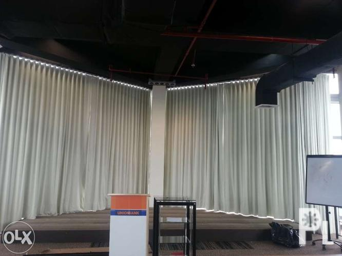 Curtains And Window Blinds For Sale In Quezon City