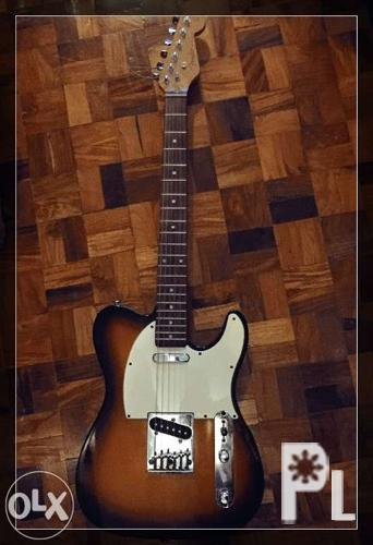Custom Vantage Telecaster with Stratocaster neck
