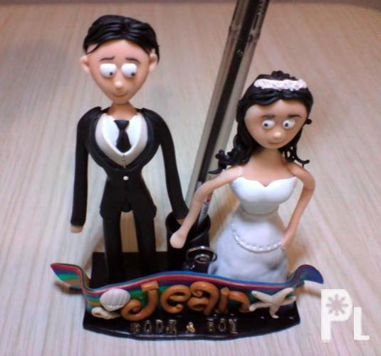 Polymer Clay Cake Topper Philippines