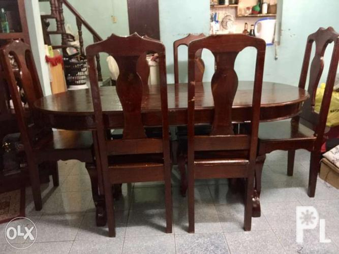 Danarra Dining Table 6 Seater