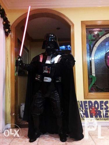 Darth Vader Star Wars Cosplay Appearance or Costume