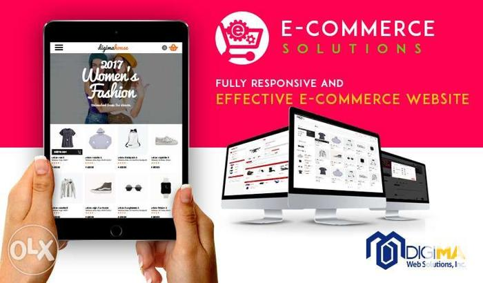 Digima E-Commerce System