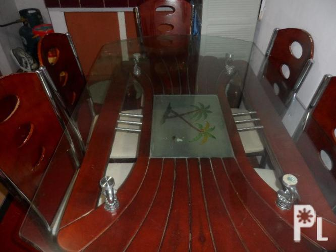 Dining Table Glass Top RUSH Olongapo City