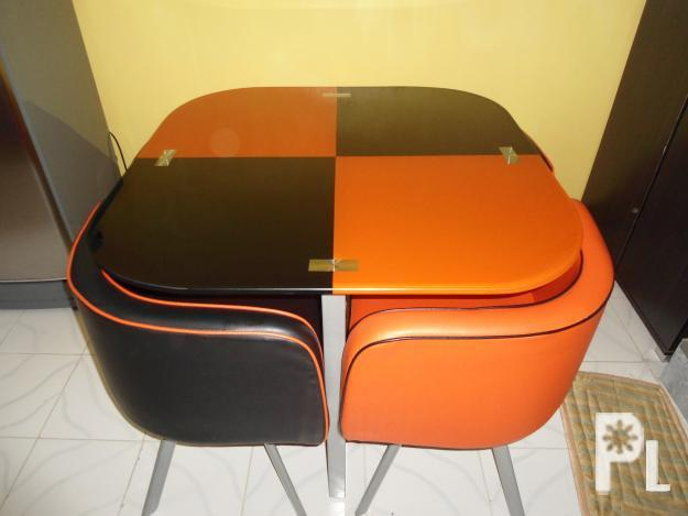 Dining Table Modern Design Square Type