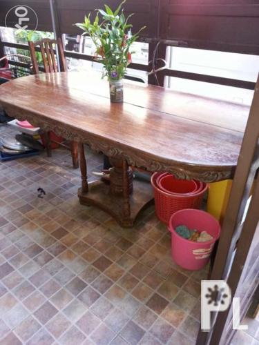Dining Table Solid Narra