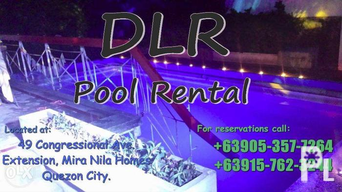 Dlr private swimming pool quezon city for sale in quezon city national capital region for House with swimming pool for rent in quezon city