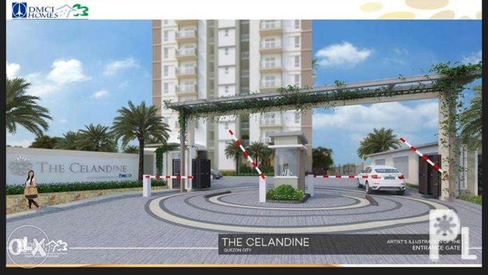 Dmci affordable condominiums for sale in quezon city for Affordable furniture quezon city