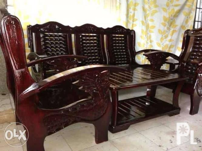 Dragon Sala Set Solid Malaysian Wood For Sale In Malolos