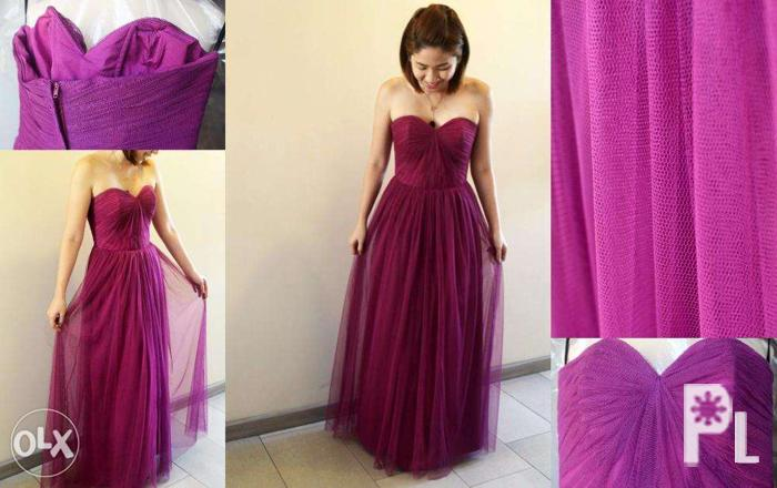 Dress And Gowns Rental For Sale In Mandaluyong City National