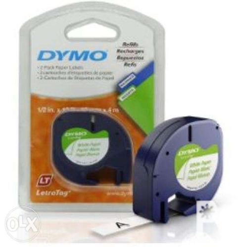 DYMO 10697 Labeling Tape for LetraTag QX50 Label Makers