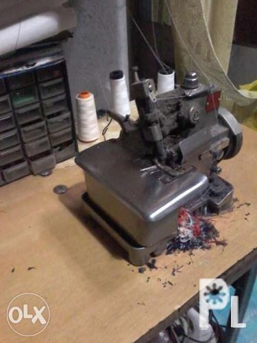 Edging Sewing Machine For Sale In Alfonso Castaneda Cagayan Valley Amazing Edging Sewing Machine For Sale