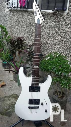 electric guitar esp ltd for sale in cebu city central visayas classified. Black Bedroom Furniture Sets. Home Design Ideas