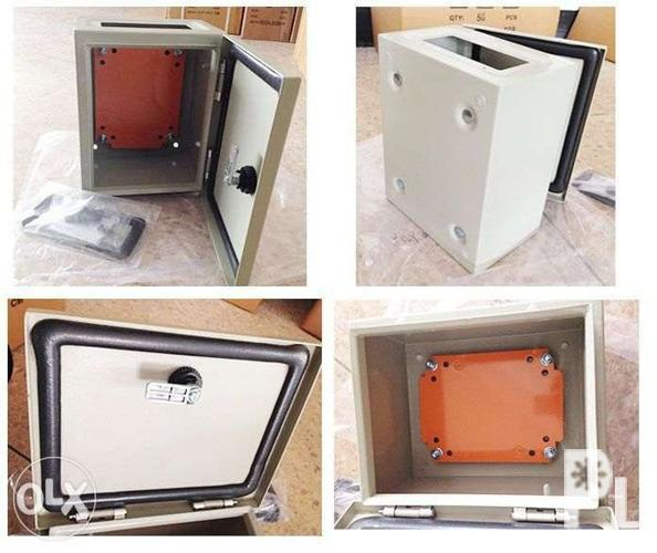 Electrical Box Metal enclosure Box On Hand Stock