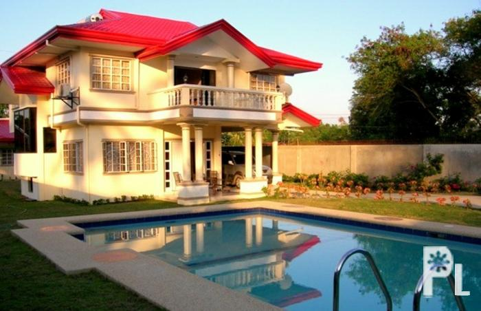Elegant house and lot for sale w swimming pool for Houses for sale pool