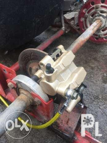 Emmick go kart with 6 5hp honda clone engine for Sale in