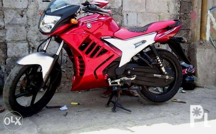 Engine Cover/Bellypan Rouser,Honda CB 110 and Yamaha SZ ...