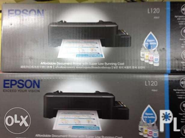 Epson L120 printer original ink for Sale in Caloocan City
