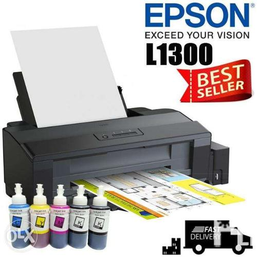 Epson L1300 A3 Ink Tank System Printer FOR SALE for Sale in