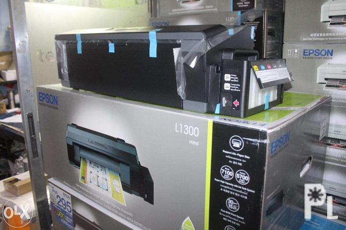Epson L1300 A3 Printer for T-shirt Printing for Sale in