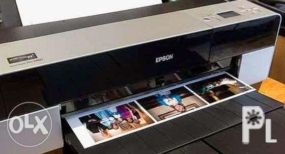 Epson L1800 A3 6 COLORS Photo Ink Tank Printer FREE DELIVERY