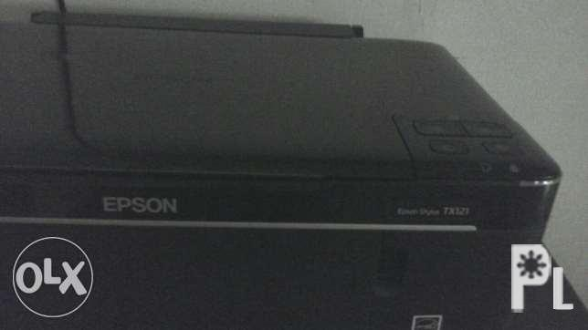 EPSON Printer with Scanner for Sale in Davao City, Davao
